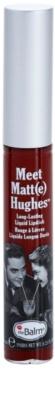 theBalm Meet Matt(e) Hughes barra de labios líquida de larga duración