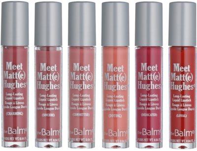 theBalm Meet Matt(e) Hughes kozmetika szett I. 1
