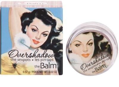 theBalm Overshadow sombras de ojos minerales