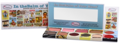 theBalm In theBalm of Your Hand® кутия с декоративна козметика