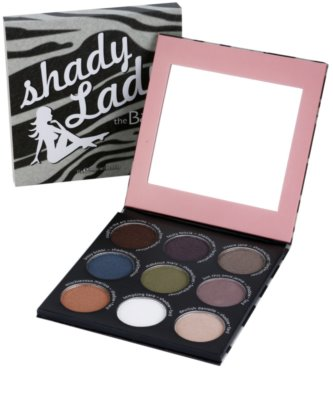 theBalm Shady Lady paleta de sombras de ojos