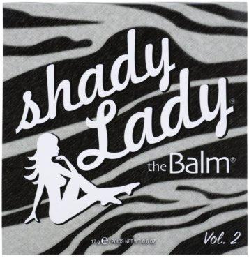 theBalm Shady Lady Palette mit Lidschatten 2