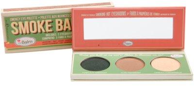 theBalm Smoke Balm Volume Palette mit Lidschatten