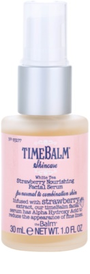 theBalm TimeBalm Skincare Strawberry Nourishing Facial Serum поживна сироватка 1