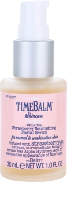 theBalm TimeBalm Skincare Strawberry Nourishing Facial Serum подхранващ серум 2