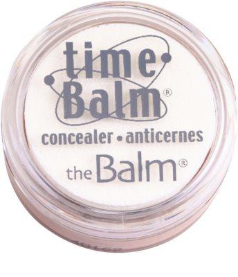 theBalm TimeBalm krémový korektor proti tmavým kruhům 2