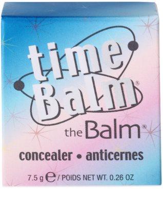 theBalm TimeBalm krémový korektor proti tmavým kruhům 3