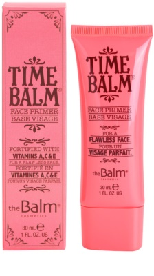 theBalm TimeBalm base de maquilhagem para rosto