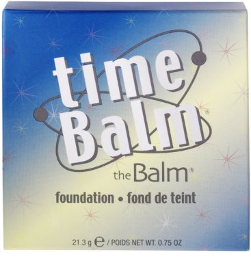 theBalm TimeBalm base para cobertura média a completa 3