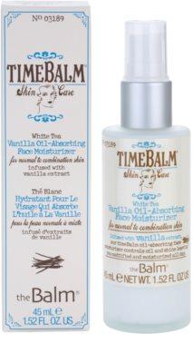 theBalm TimeBalm Skincare Vanilla Oil-Absorbing Face Moisturizer lekki, nietłusty krem