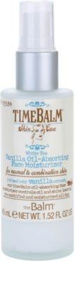 theBalm TimeBalm Skincare Vanilla Oil-Absorbing Face Moisturizer crema de textura ligera y no grasa 1