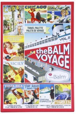 theBalm Voyage Vol.II Lidschatten & Kontourpalette 2
