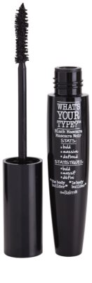 theBalm What's Your Type? Mascara für Volumen 1