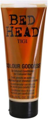 TIGI Bed Head Colour Goddess олійка-кондиціонер для фарбованого волосся