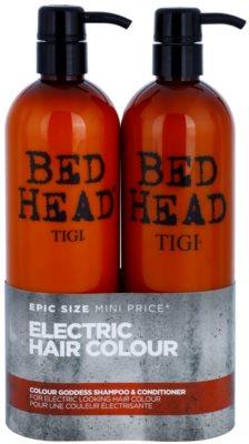 TIGI Bed Head Colour Goddess kosmetická sada I.