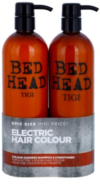 TIGI Bed Head Colour Goddess set cosmetice I.