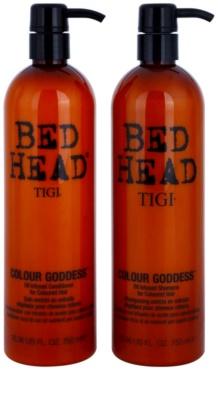 TIGI Bed Head Colour Goddess set cosmetice I. 1