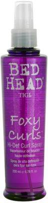 TIGI Bed Head Foxy Curls spray pentru parul cret