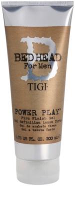TIGI Bed Head B for Men stiling gel z močnim utrjevanjem