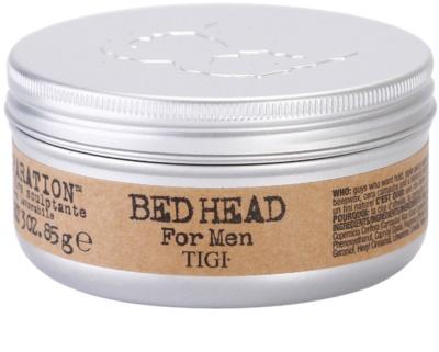 TIGI Bed Head B for Men mattító viasz hajra hajra