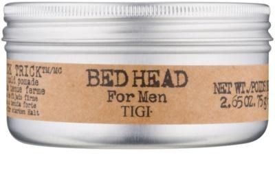 TIGI Bed Head B for Men Haarpomade mit starker Festigung