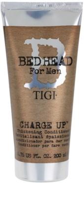 TIGI Bed Head B for Men condicionador hidratante para dar volume