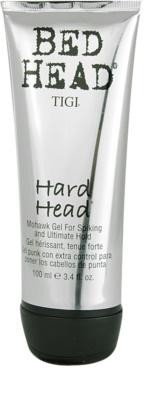 TIGI Bed Head Hard Head gel para el cabello fijación extra fuerte