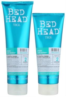TIGI Bed Head Urban Antidotes Recovery set cosmetice III. 1