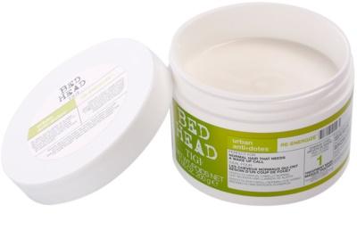TIGI Bed Head Urban Antidotes Re-energize maseczka rewitalizująca do włosów normalnych 1