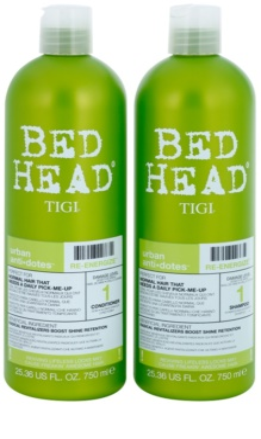 TIGI Bed Head Urban Antidotes Re-energize conjunto para brilho e cabelos radiantes