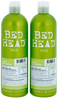TIGI Bed Head Urban Antidotes Re-energize szett a ragyogóan fényes hajért