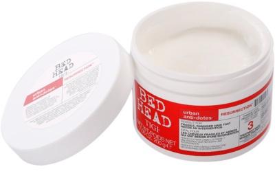 TIGI Bed Head Urban Antidotes Resurrection masca revitalizanta pentru parul deteriorat si fragil 1