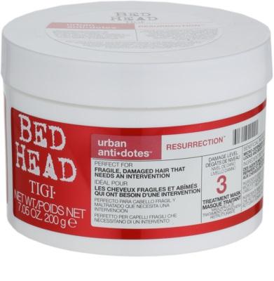 TIGI Bed Head Urban Antidotes Resurrection set cosmetice IV. 4