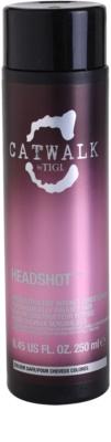 TIGI Catwalk Headshot Balsam intensiv cu efect regenerator balsam regenerant intensiv pentru parul tratat chimic