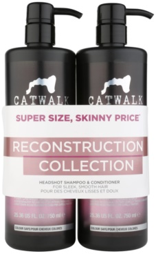 TIGI Catwalk Headshot Kosmetik-Set  I.