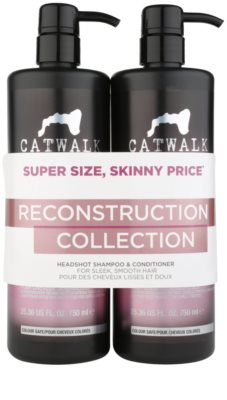 TIGI Catwalk Headshot set cosmetice I.