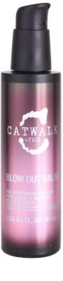 TIGI Catwalk Sleek Mystique glättender Balsam für unnachgiebige und strapaziertes Haar