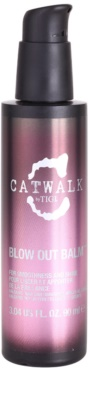 TIGI Catwalk Sleek Mystique изглаждащ балсам за неподдайна коса