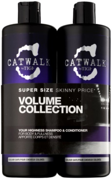 TIGI Catwalk Your Highness kozmetični set II.