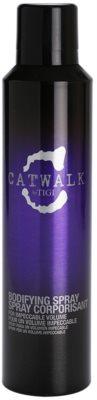 TIGI Catwalk Your Highness spray para un volumen impecable