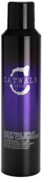TIGI Catwalk Your Highness spray pentru un volum perfect