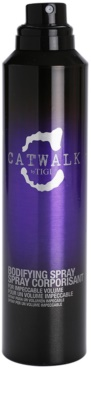 TIGI Catwalk Your Highness Spray für perfektes Volumen 1