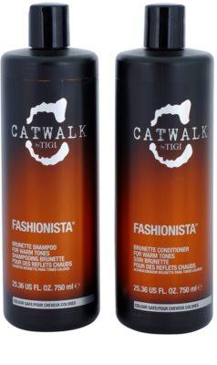 TIGI Catwalk Fashionista coffret I.