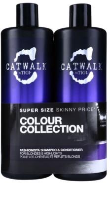 TIGI Catwalk Fashionista set cosmetice II.