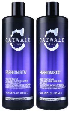 TIGI Catwalk Fashionista set cosmetice II. 1