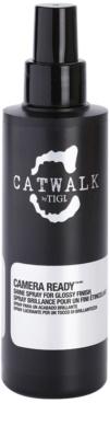TIGI Catwalk Session Series spray capilar para dar brilho