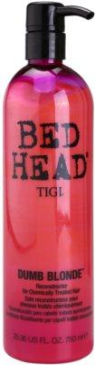 TIGI Bed Head Dumb Blonde Conditioner für chemisch behandeltes Haar