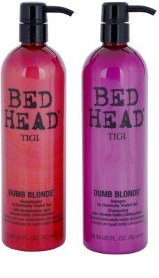 TIGI Bed Head Dumb Blonde Kosmetik-Set  I.