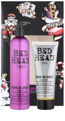 TIGI Bed Head Dumb Blonde kosmetická sada II.