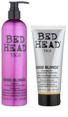 TIGI Bed Head Dumb Blonde kosmetická sada II. 1